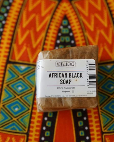 African Black Soap, Prove It!