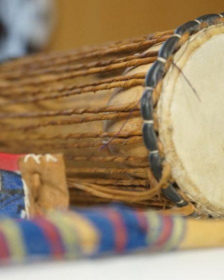 African Talking Drum