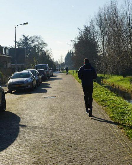 Borderline Running Rotterdam Right - Ridderkerk Left