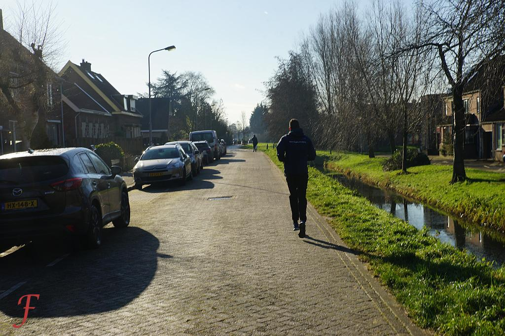 Borderline Running Rotterdam Right - Ridderkerk Left