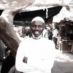 Market trader Banjul