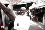 Market trader, Banjul