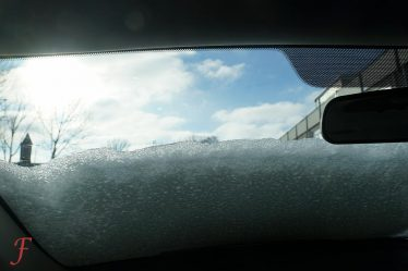 Inside My Igloo Snowmobile