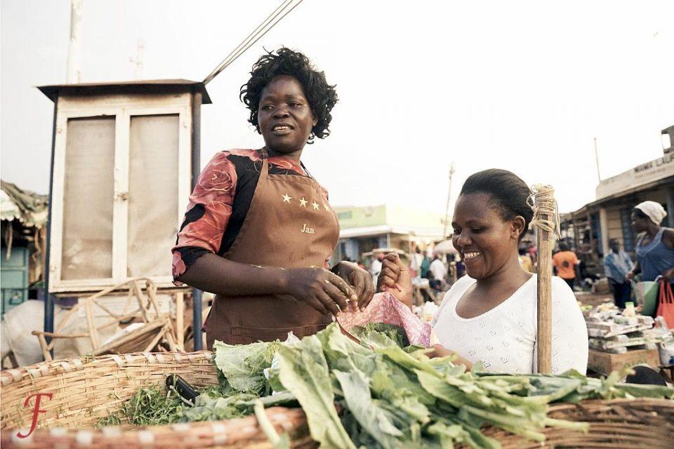 Migori market women