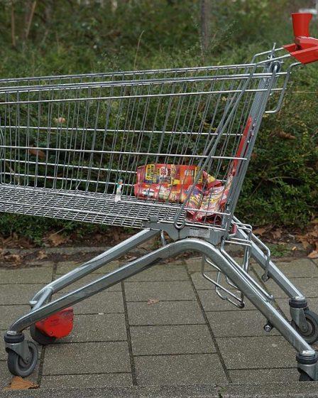 Missing Groceries