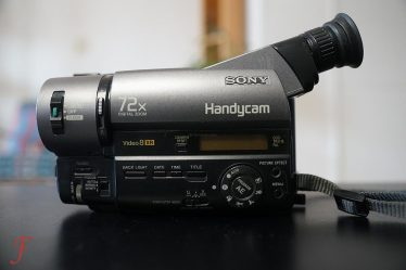 Old School Handycam