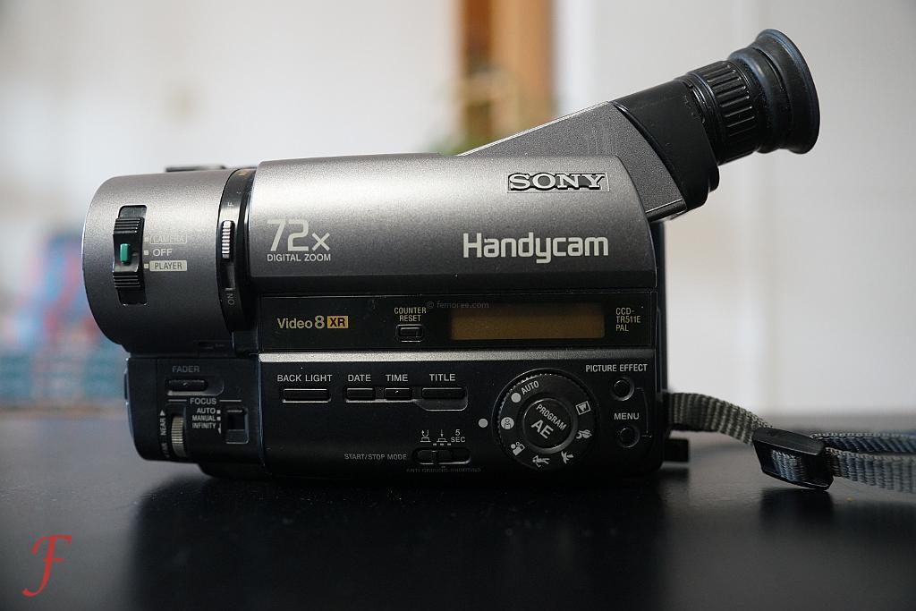 Old School Handycam