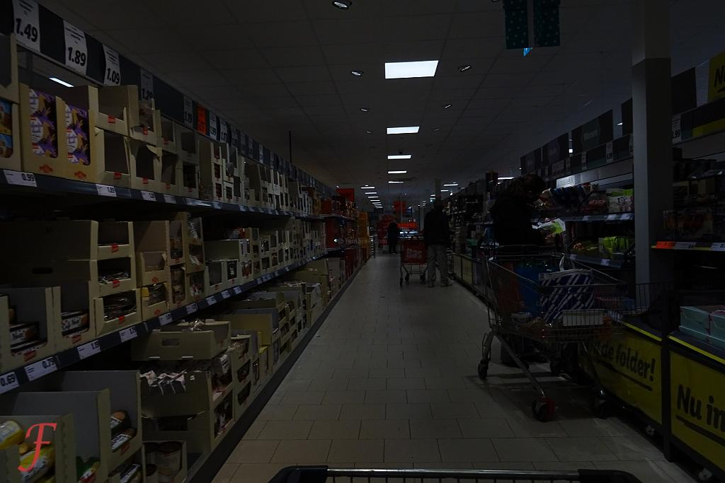 Shopping In The Dark