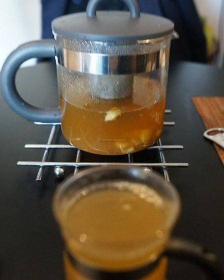 Tanzanian Ginger Tea Time