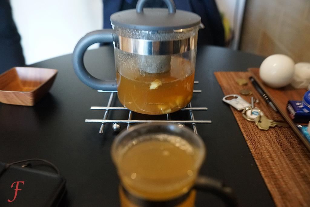 Tanzanian Ginger Tea Time