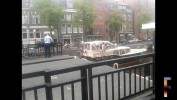 Just a typical Dutch bridge in Groningen Google+ Facebook Twitter Youtube © femoree.com 2013